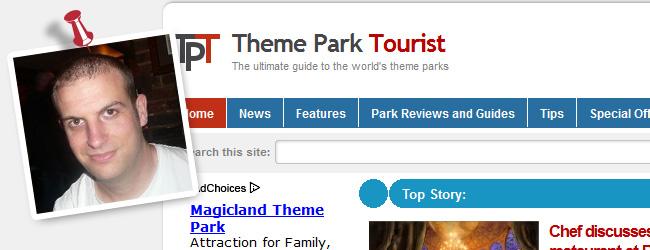 Parkscout stellt vor: Theme Park Tourist