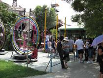 Beijing Shijingshan Amusement Park © Beijing Shijingshan Amusement Park