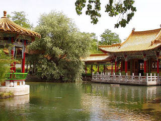 Chinagarten Zürich © makilica